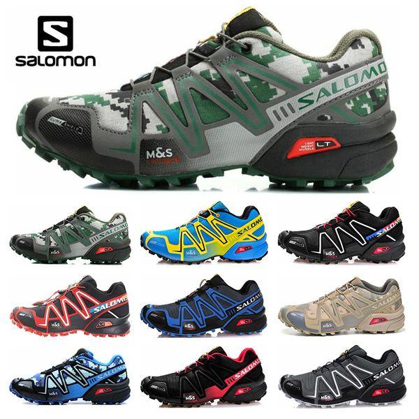Verde 3 Hot Zapatos Exterior Para Mujer Salomon Por Cross Azul Cs Trainer Sport Sneaker Hombre Negro Rojo Speed Zapatillas Iii roeWxdBC