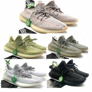 With Stock X Box Static Black Reflective Black Antlia Clay GID Lundmark men Running Shoe Kanye West Womens Sports Designer Sneakers 5.5-13