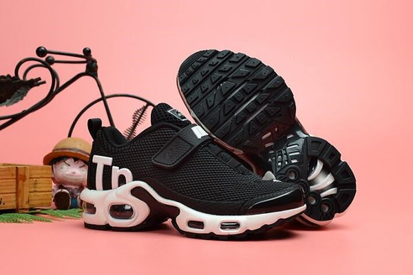 4b97fc257b Designer Kids Mercurial TN Plus SE NIC QS Running Shoes Chaussures Tns Toddler  Children Chaussures TN