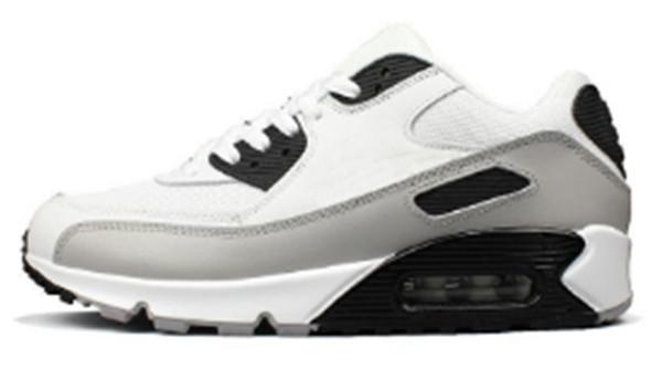 white grey white