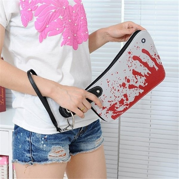 Free Shipping New Personality Funny Knife Shape Handbag Creative Unique Kitchen Knife Shape Canvas Clutches Bags For Female
