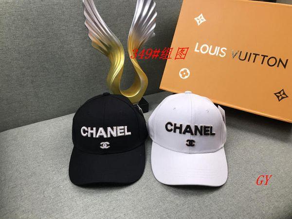 2019 years hot new high quailty hip hop Pattern appliqué fashion cap Classic ink cotton baseball cap Unisex adjustable size casual cap