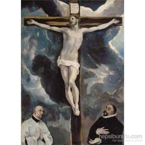 Ricordi Puzzle Christ sur la croix, El Greco (1000 pièces) navire de la Turquie
