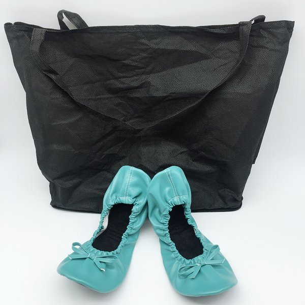 Hot Selling Pu Girl new style beautiful roll shoes