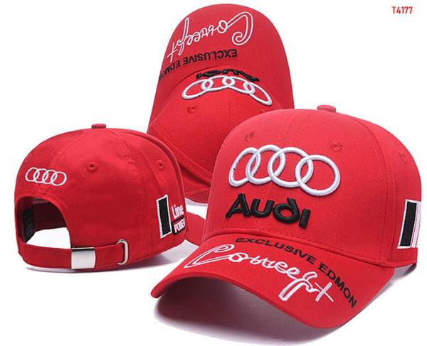 hot Sale Mercedes AUDI cap bone gorras Snapback Hat F1 Champion Racing Sports AMG Automobile Trucker Men Adjustable Golf Cap Sun Hat