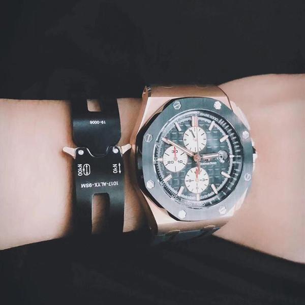 Аликс Металлический браслет Механический Стиль Скобы Браслеты Надписи Мужчины Женщины Мода аксессуары Пара Наручники Повседневный Street HFHLSH001