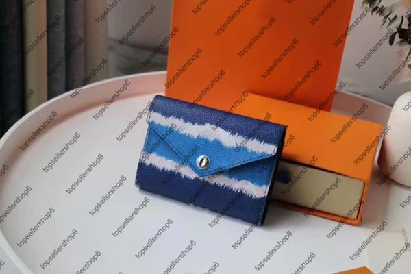 3 M69112 블루 편지 꽃 인쇄