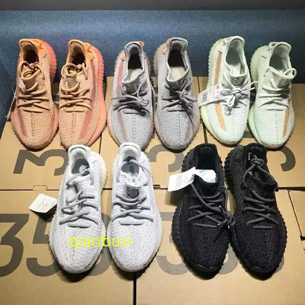top popular new kanye west Black Static Reflective3M Hyperspace Beluga2.0 Mens Womens GID Synth Antlia ClayGlowTure Form Hyperspace Running Shoes 2019