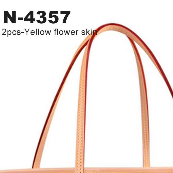 M41177-2pcs-gelbe Blume Haut