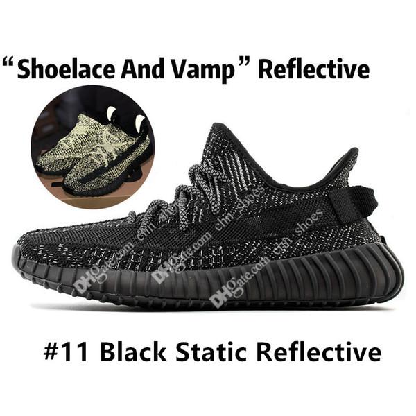 # 11 Nero statico riflettente