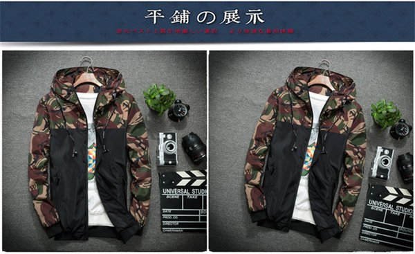 3 Color Wholesale for Men Designer Windbreaker Sports Running Jacket X-sports Casual Zipper Hoodies Patchwork Print Patchwork M-6XL B101556T