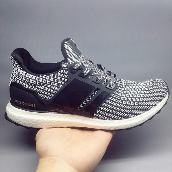 Ultra boost 4.0 3.0 Corrida de sapatos núcleo CNY Primeknit Runner moda ultraboost sports trainer homens mulheres tênis esporte ao ar livre sapatos 36-45