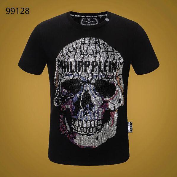 2020 Hot Style d'été de qualité supérieure Mens marque italienne coton T-shirt avec G imprimé Mode homme manches courtes T-shirt M-XXXL # 92