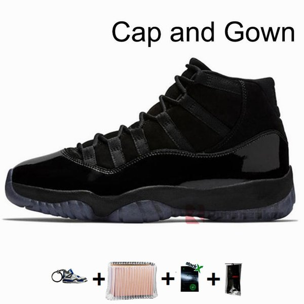 11s-Cap and Gow