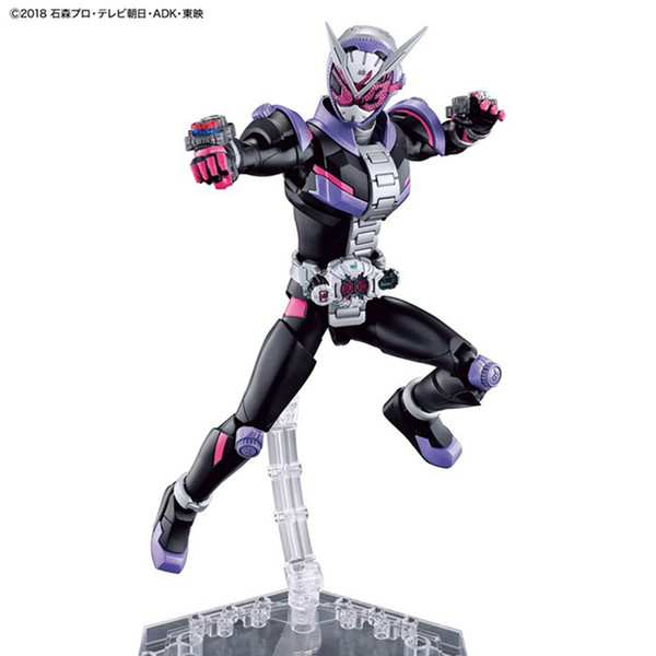 2019 Original BANDAI Kamen Ride Figure Rise 1/12 Scale Kamen Rider Zi O PVC  Figure Model Dolls Toys Figurals Brinquedos From Lmm90, &Price