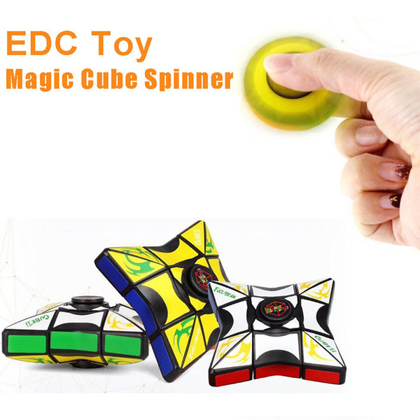 New Fidget Spinner Stress Relief Toy Hand Spinner Cube Fidget EDC Tools Collect Gift Toys For Kids Children Adult