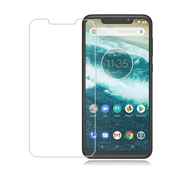 For Motorola Series Tempered Glass Screen Protector Film On Moto One Power G7 Play P40 C E4 E5 Play go G6 G5S G5 P30 Note LCD Screen Guard