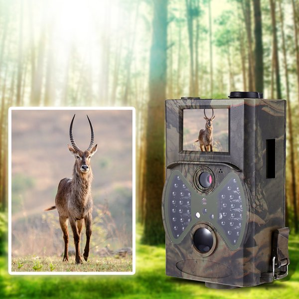 HC300A 12MP 1080P / 720P / VGA 2 inch TFT Hunting Camera Scouting Camera Infrared Digital Trail