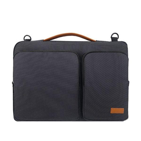 Плечо сумка нейлон Подушка сумка ноутбук сумка Водонепроницаемые сумки Компьютер Сумка для MacBook Dell Acer