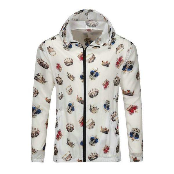 Последняя мужская куртка весной за большой вышивкой товаров письмо] цвет сокровище черный кодовый номер
