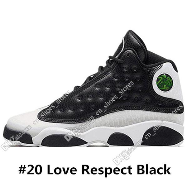# 20 Love Respect Black