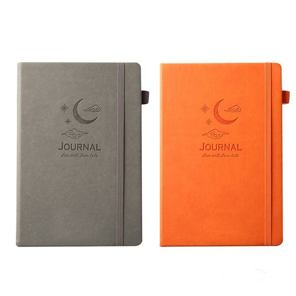 A5 PU Leather 2019-2020 Monthly Weekly Planner Calendar Appointment Book 13 Months Daily Dated Agenda Day Planners Sketchbook