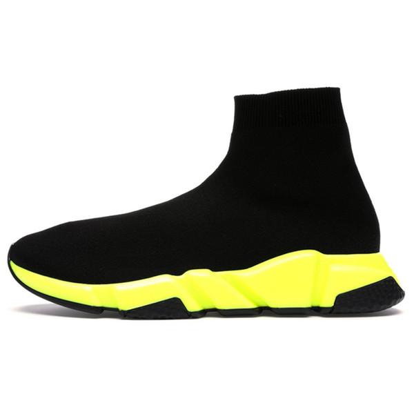 A15 Черный Желтый 36-45