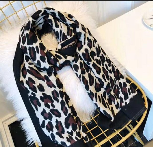 2019colors Designer Woman soft Lamé Scarf Luxury style silk and cotton scarf long shawl Printed Best-selling classic size180-90 with 8