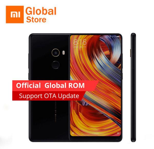 Il più nuovo telefono cellulare originale Xiaomi Mi MIX 2 MIX2 6GB 64GB Telefono Snapdragon 835 Octa Core 5,99