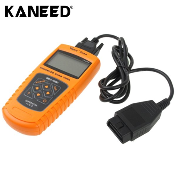 Vgate Scan Tool VS600 VAG OBD2 EOBD Scanner Automotive Auto Diagnostic Tool Scaner Car Escaner Automotriz Universal