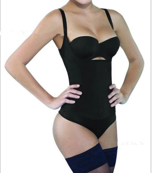 TOP vente taille formateur Body Latex Minceur Sous-vêtements corsets chaud shapers corps shaper shapewear sous-vêtements Body Control Pantalon CZ147