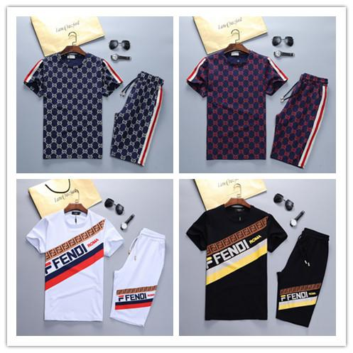 Yeni marka Eşofman Ceketler Set Moda Koşu Eşofman Erkekler Spor Takım Elbise Mektup baskı Ince Hoodies Giyim Parça Kiti Medusa Spor