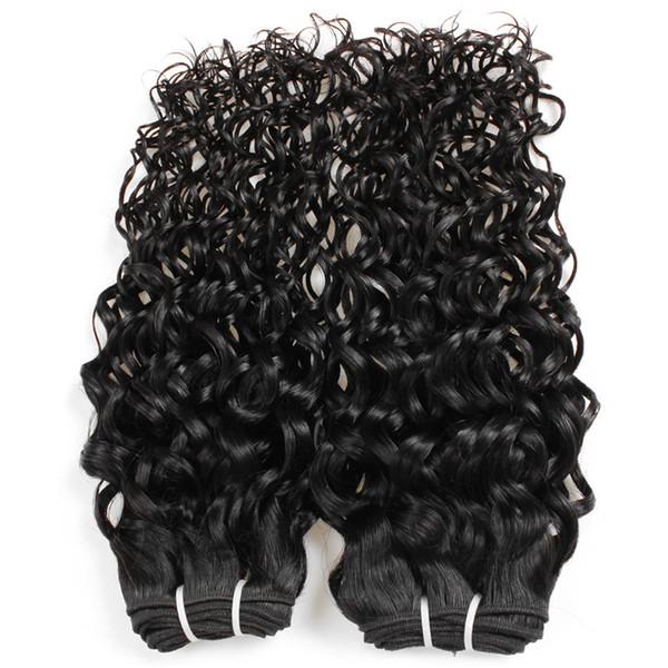 Schönheit Online-Shop Wasser Welle Menschenhaarperücken Frauen Jungfrau Peruanische Wasser Welle Natürliche Haaransatz 8-28 Zoll beste Qualität