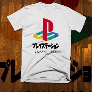 Japanese Kanji T-Shirt Akira Cyberpunk Ghost in the Shell Shirt Anime video game
