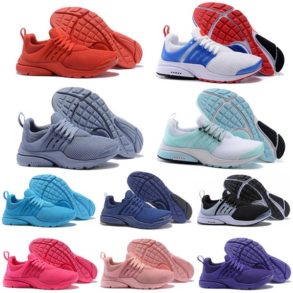 Presto Ultra BR QS Running Shoes Men Women Brazil Unholy Cumulus Triple Black White Athletic Jogging Sports Sneakers Size 36-45