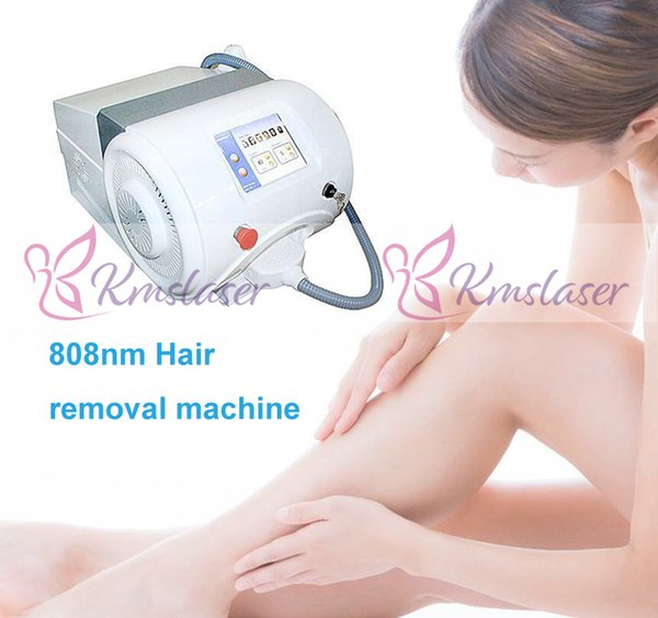 .Portable Laser Machine 808nm diode laser hair removal spa equipment with 20 million shoots 3000W high power laser machine