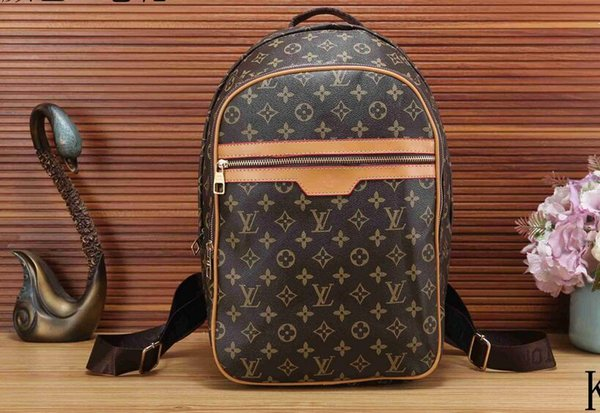 Yeni Moda Ücretsiz nakliye kadın sırt çantası erkekler çanta Ünlü sırt çantası tasarımcıları erkek sırt paketi kadın sırt çantaları Çantalar 025675