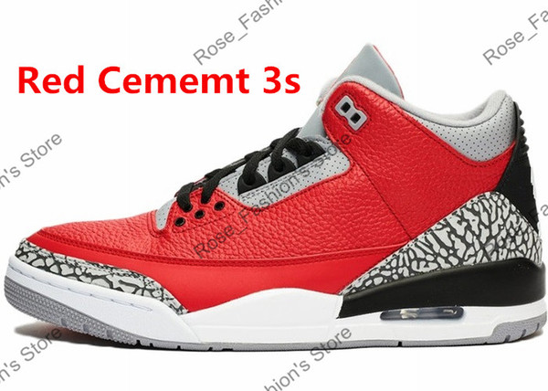 red cement 3s