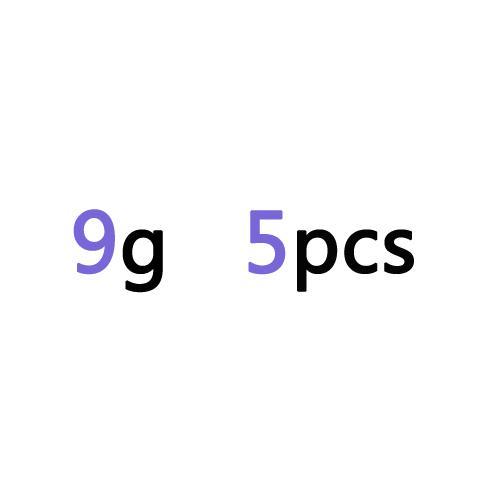 9g-5pcs