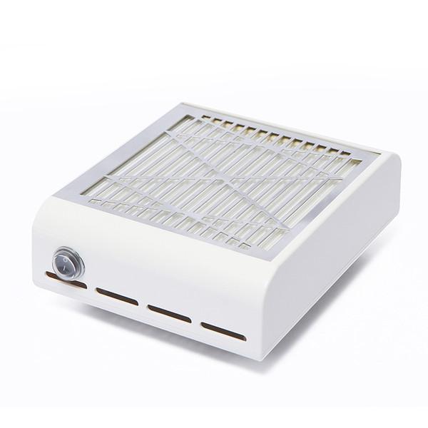 40 watt edelstahl oberfläche nagel staubsammler fan saugmaschine staubsauger für maniküre nail art salon ausrüstung