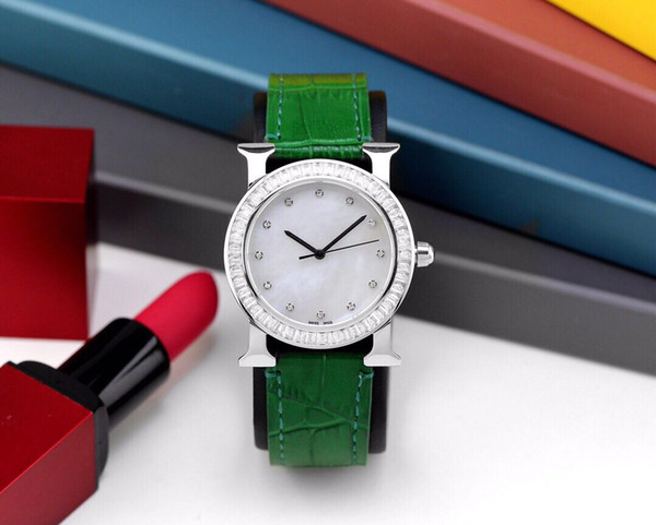 luxury watch HM87 famous designer Hbrand popular watches Swiss movement women fashion watch Natural mother-of-pearl 2019 new style