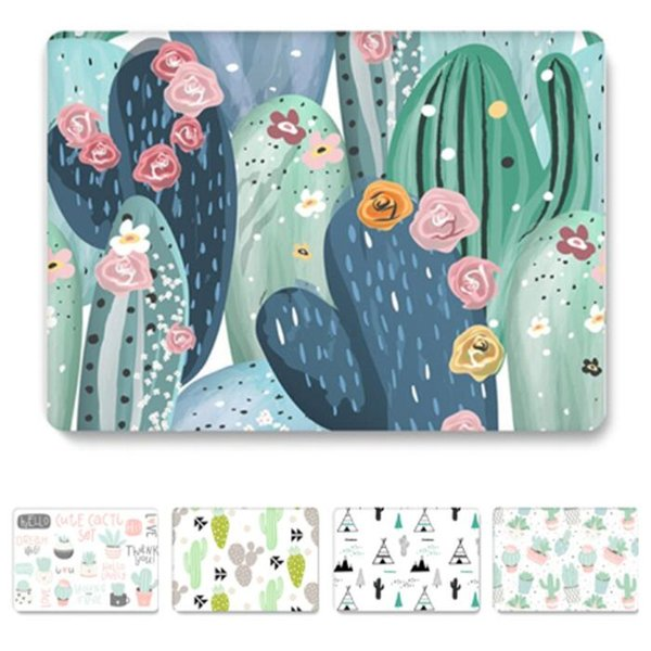 Para Macbook Pro 13 Caso A1708 Flor Capa para Mac livro 13 polegada A1706 A1989 Touch Bar Caso Macbook Pro A1502 2017