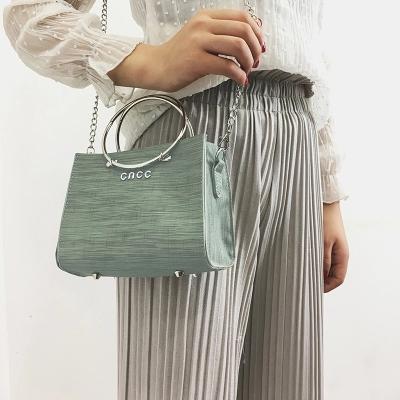 2 teile / satz Composite Bag Mode frauen chic Taschen Umhängetaschen Handtasche brieftasche Cross Body hohe qualität ketten flagge totes freies schnelles verschiffen