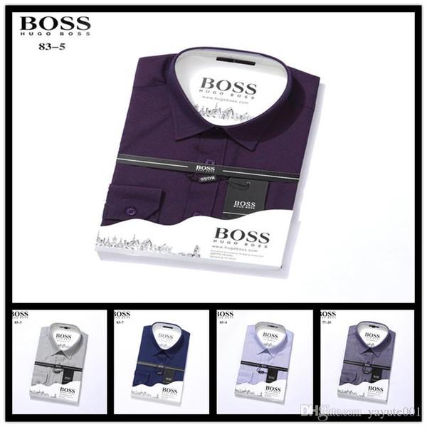 19ss luxurious Brand Slim men shirt Retro Colour 3D floral printing Fashion casual dress men shirts men's medusa shirts