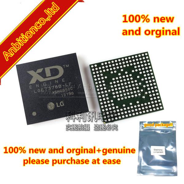 2 pcs 100% novo e original LGE7378B-LF BGA Novo chip de LCD em estoque