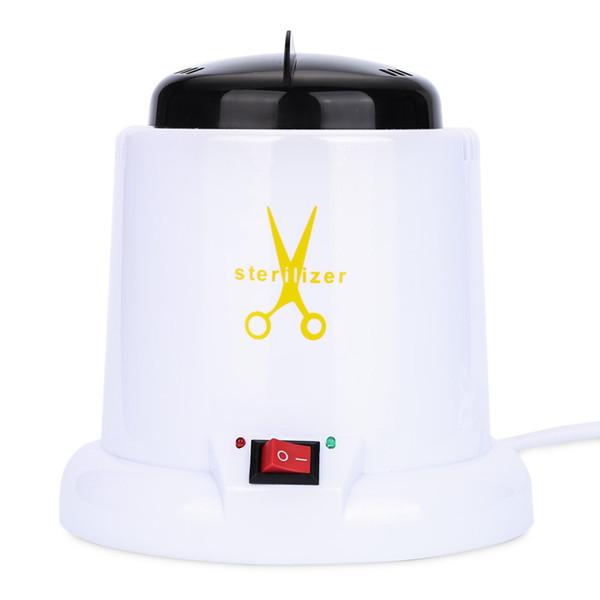 O esterilizador portátil da autoclave para o tratamento de mãos do salão de beleza das unhas utiliza ferramentas a esterilização e a desinfecção UV de alta temperatura com bola de vidro