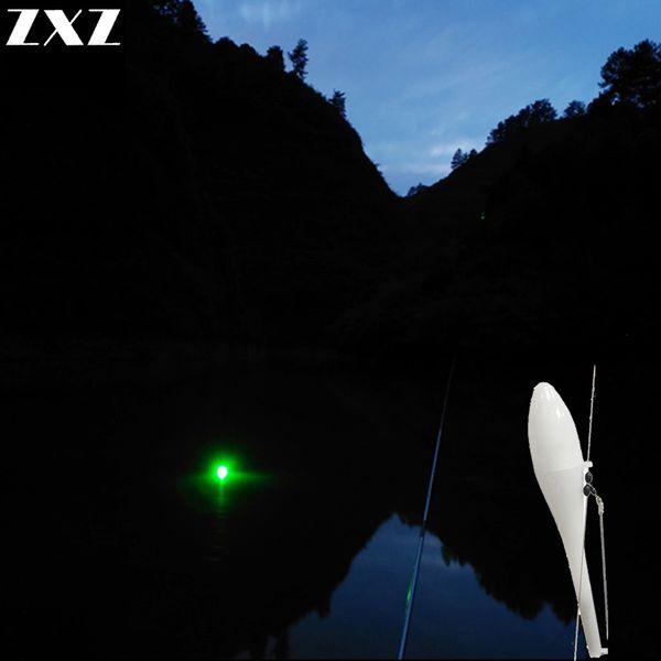 Led Electric Automatic Light Alarm Luminous Fishing Float Set for Fish Rod Stop Carp Floats Fishing Floater River Sea Accessory