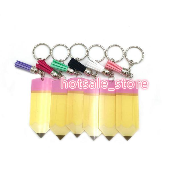 Color shift glitter keychain bangle