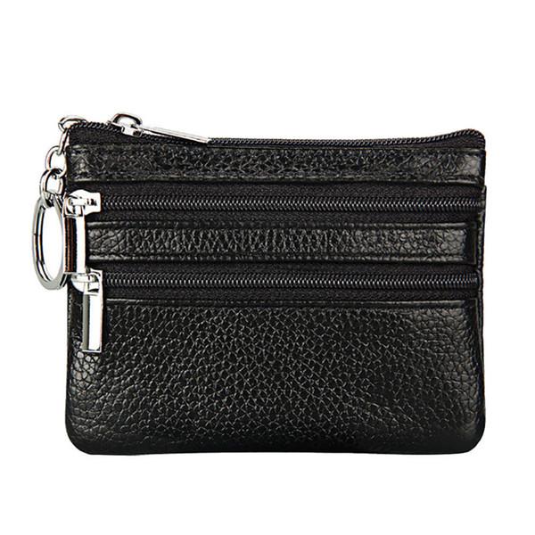 2018 Новая мода Деньги Сумки разменной монетой Женские кошельки Key Holder Case Mini Zipper монет кошелек