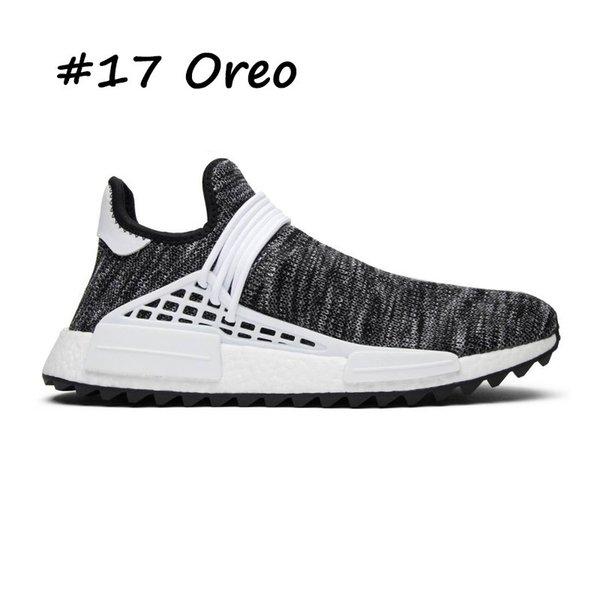 17 Oreo